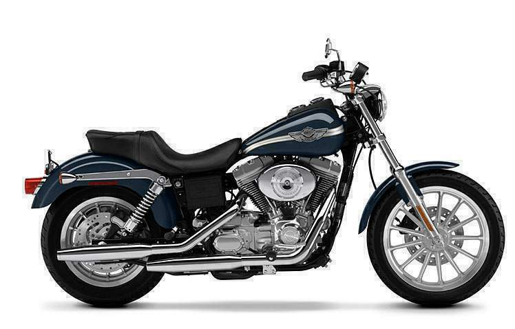 HD Dyna Super Glide - FXD(95)